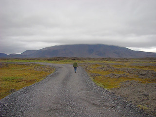 017 Arjan bij Herðubreið