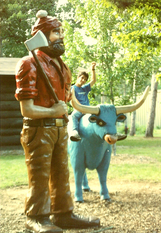 Paul Bunyan Interpretive Center, Eau Claire, WI