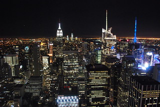 Top of the Rock - looking downtown | by andrew.napier