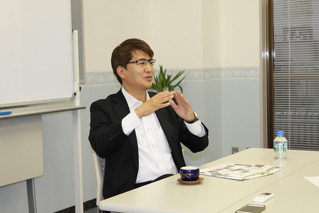 井田高志さん
