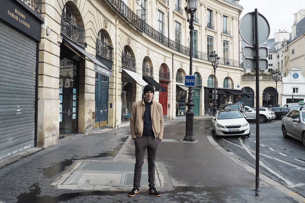 charlie in paris
