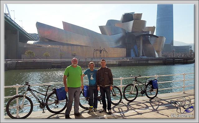 Camino de Santiago por Bilbao con Urban Bike 12
