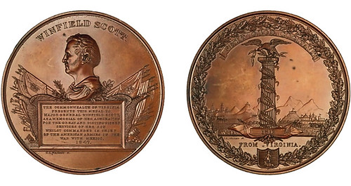 Commonwealth of Virginia medal