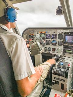 Buschpilot der Moreni Air