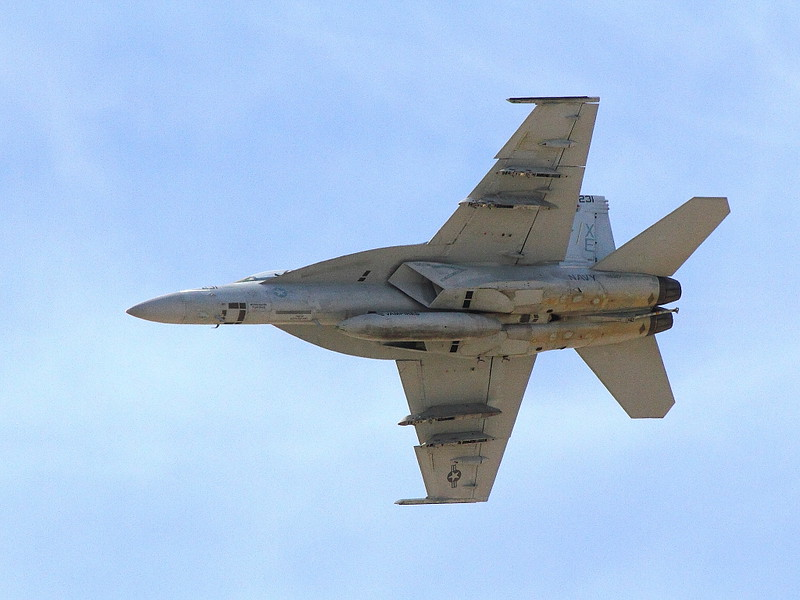 IMG_8705 VX-9 Squadron F/A-18 Super Hornet