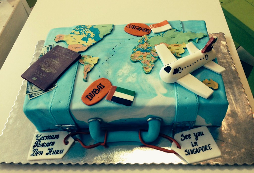World map cake irena flickr world map cake by the house of cakes dubai gumiabroncs Images