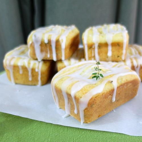 Lemon Tea Cakes Food Network