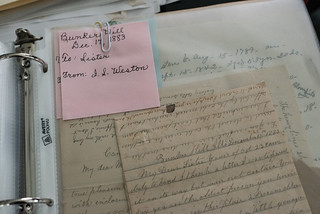Letter Written in Bunker Hill, IL by Increase Sumner Weston | by goingslowly