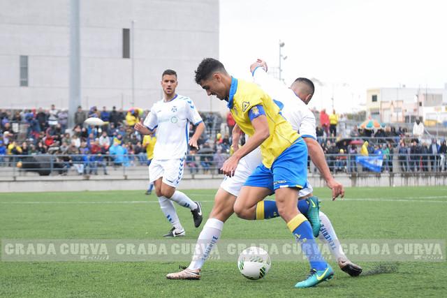 UDLP (3-0) CD Tenerife B