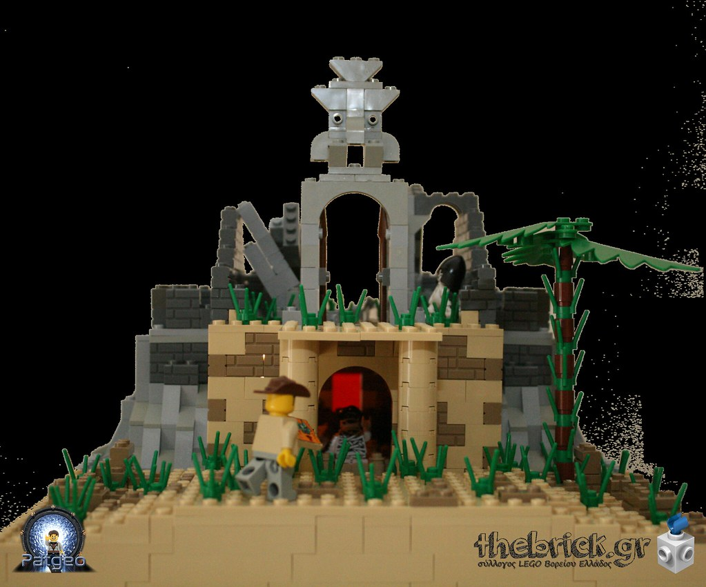 [MOC]: The Lost Tomb 32823780351_7e2bdf34e9_b