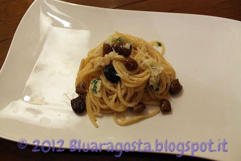 04-spaghettoni di Gragnano con baccalà mantecato