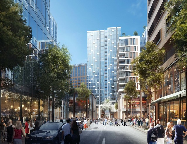 Seaport Square Renderings