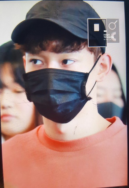 170315 EXO-CBX at Haneda and Gimpo Airport