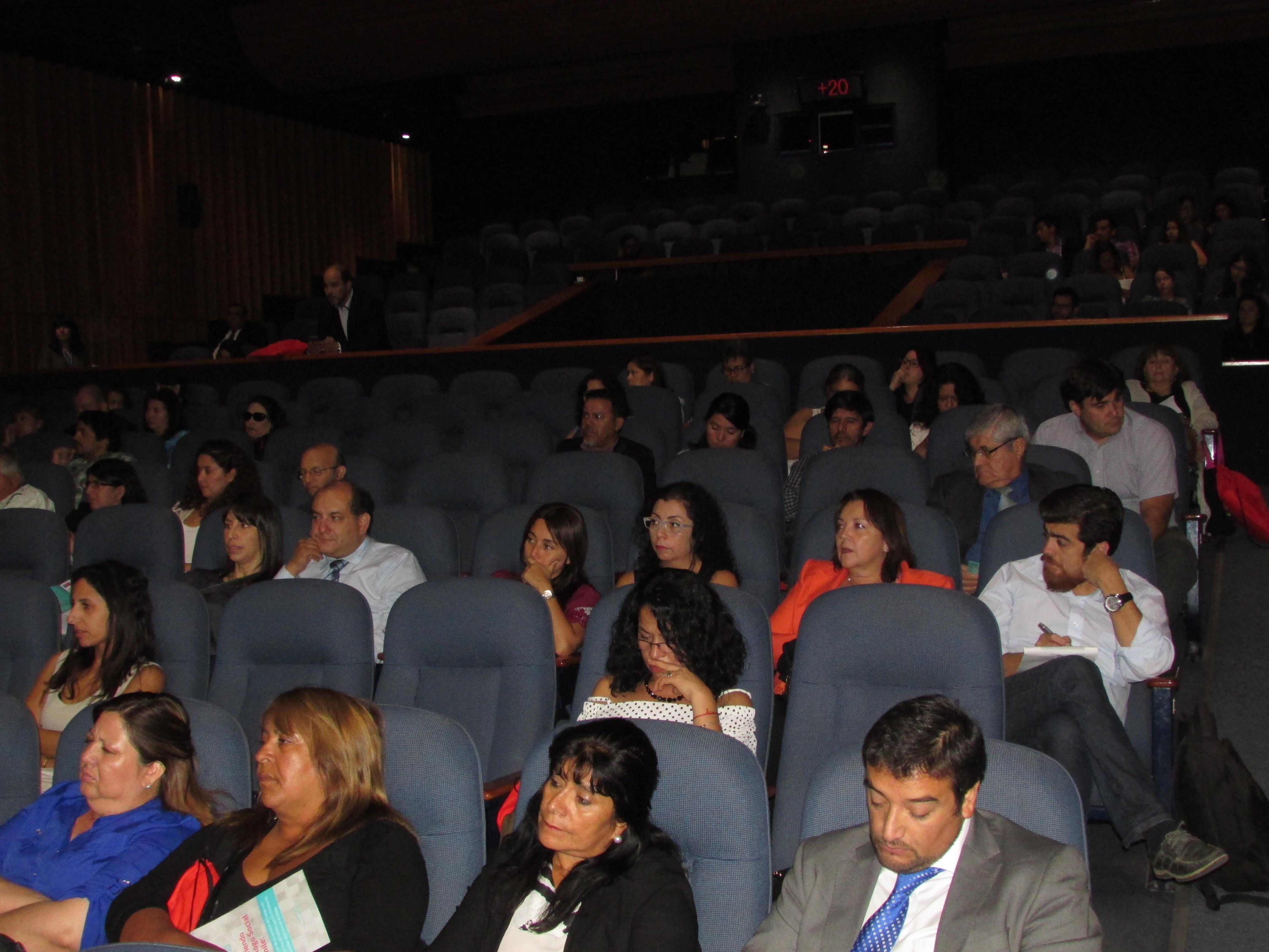 """AFUDEP participó en Seminario """"Promoviendo el Dialogo Social en Chile"""" - 07 Marzo 2017"""