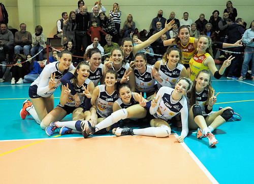 VIVIgas Verona Volley - BRUNOPREMI Bassano