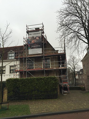 Orly Endevoets voegherstel Den Bosch