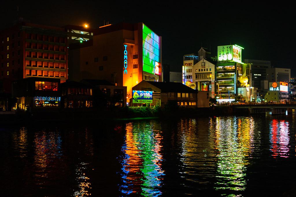 Fukuoka nightlife bars clubs tips and tricks compathy magazine nakasu aloadofball Gallery