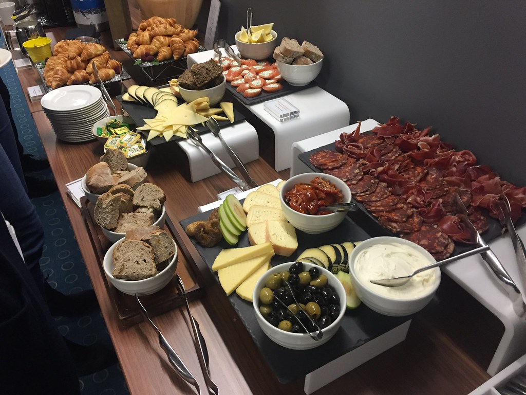 Google Office dag 2 - frukost