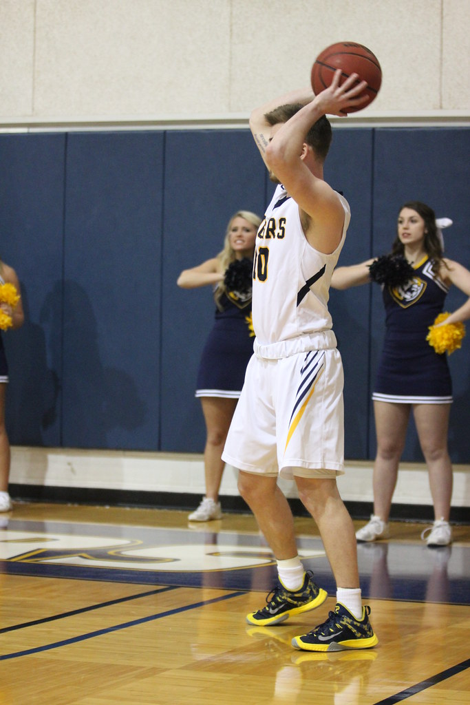ETBU Men's Basketball vs. Ozarks (Feb. 9, 2017)