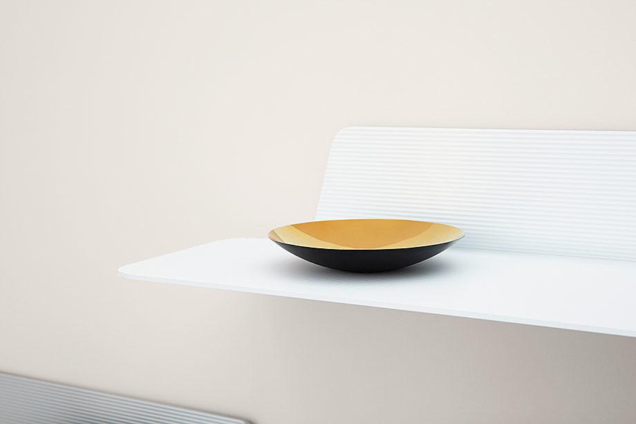 Aluminum shelves in industrial style by Simon Legald from Copenhagen Sundeno_08