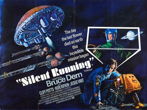 Silent Running - Poster 2