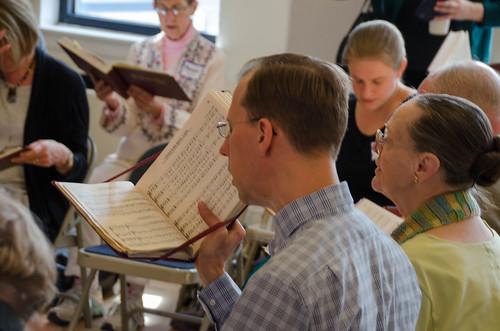 William Walker Memorial Shape Note Singing-010