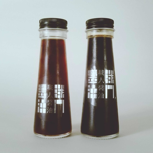 Artisan soy sauces