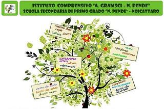 Noicattaro. Primavera di Legalità Pende front