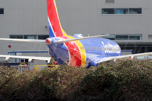 Boeing 737 MAX 8 Southwest Airlines N8712L LN6290