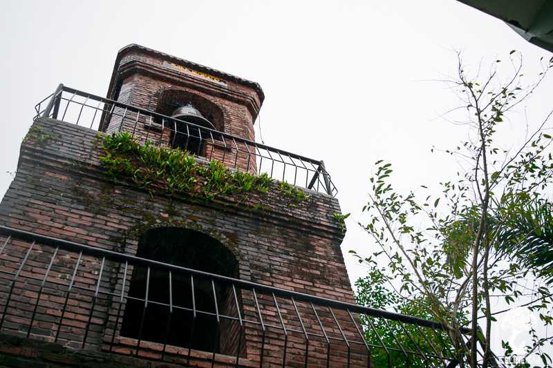 Oldest brick bell tower