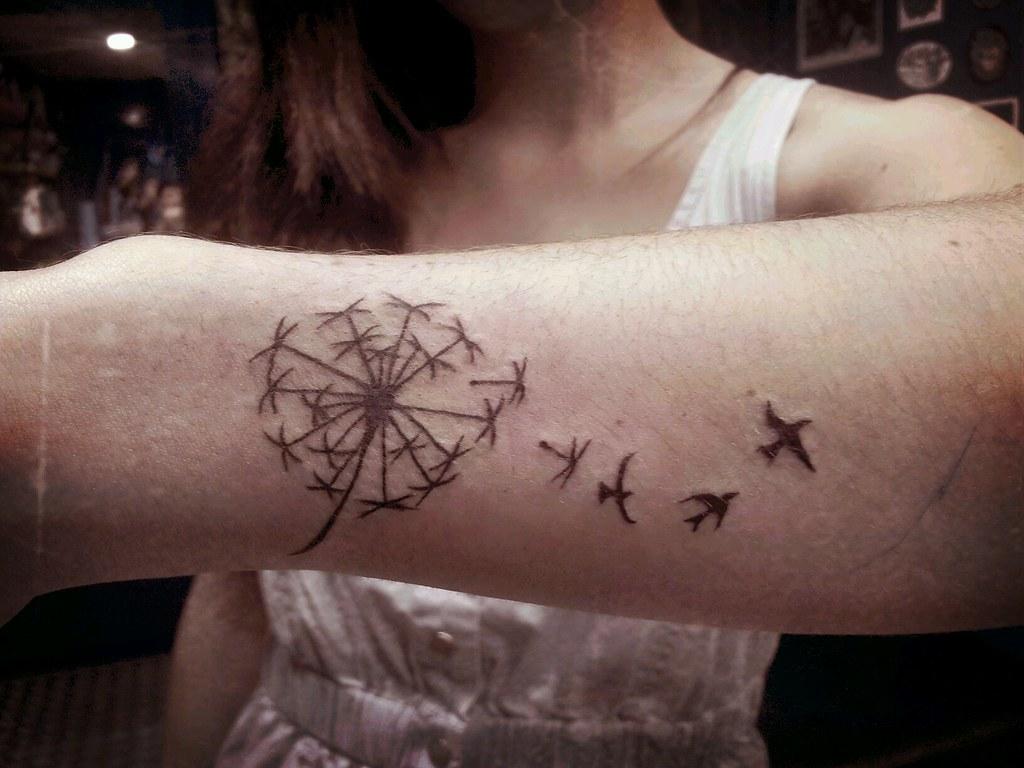 Pájaros Y Tatuaje Pequeños Flickr