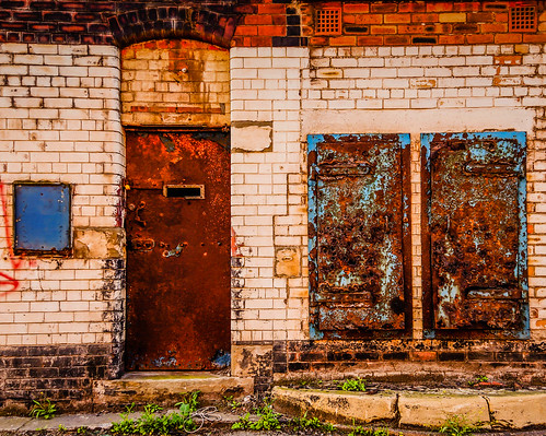 Derelict | by Bev Goodwin