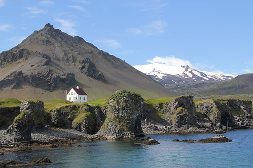 Arnastapi Cove, Snaefellsnes Peninsula, Iceland, 2013 | by travfotos