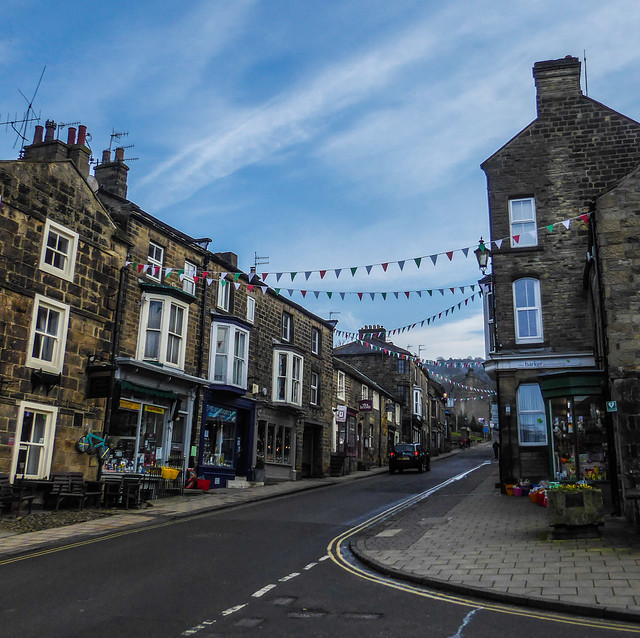 Pateley Bridge, England