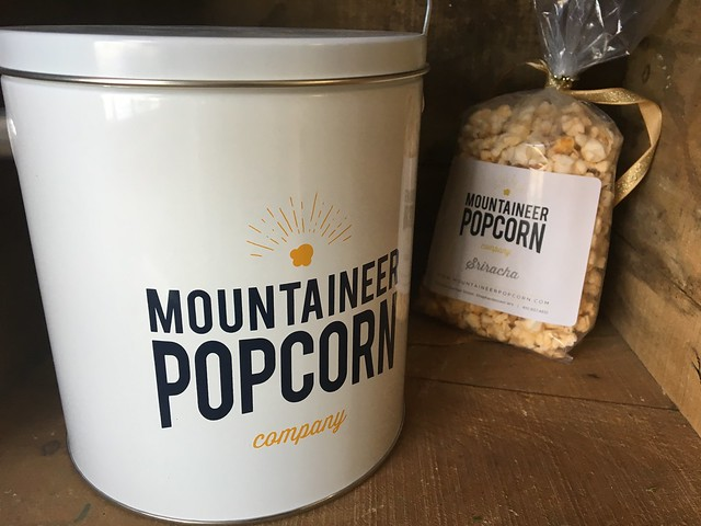 Mountaineer Popcorn