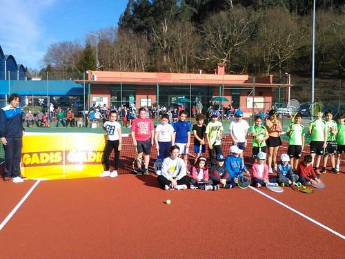 Circuito Protenis Patrocinado por Gadis A Coruña (Febrero 2017) Escuela Tenis Marineda
