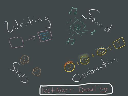 Netnarr doodling