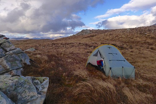Wild Camping above the River Ling | by Nick Bramhall