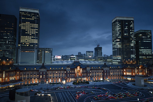 Tokyo Station | by 8ware