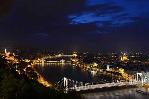 Budapest and It's Bridges | by chrisstreeter