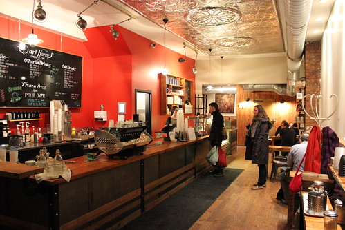 Dark Horse Espresso Bar | by Wallrent