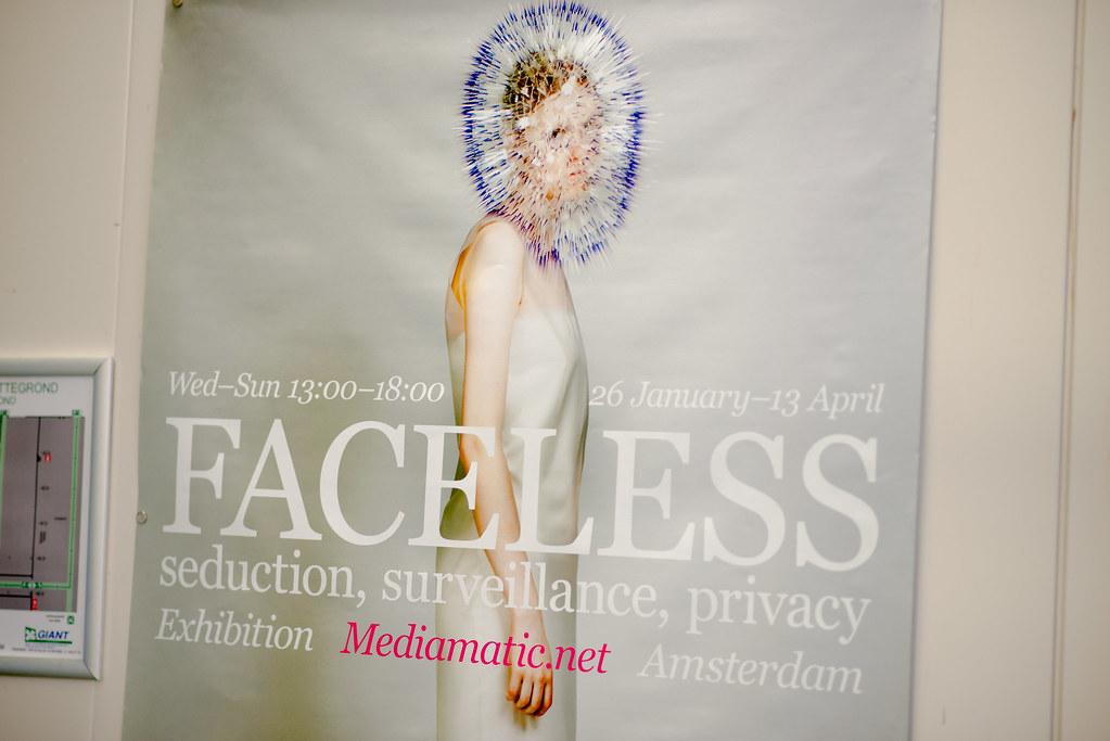 ef78a00ae8 Sneak Peek  FACELESS at Mediamatic
