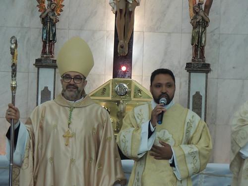Ordenação Diaconal do seminarista Ricardo