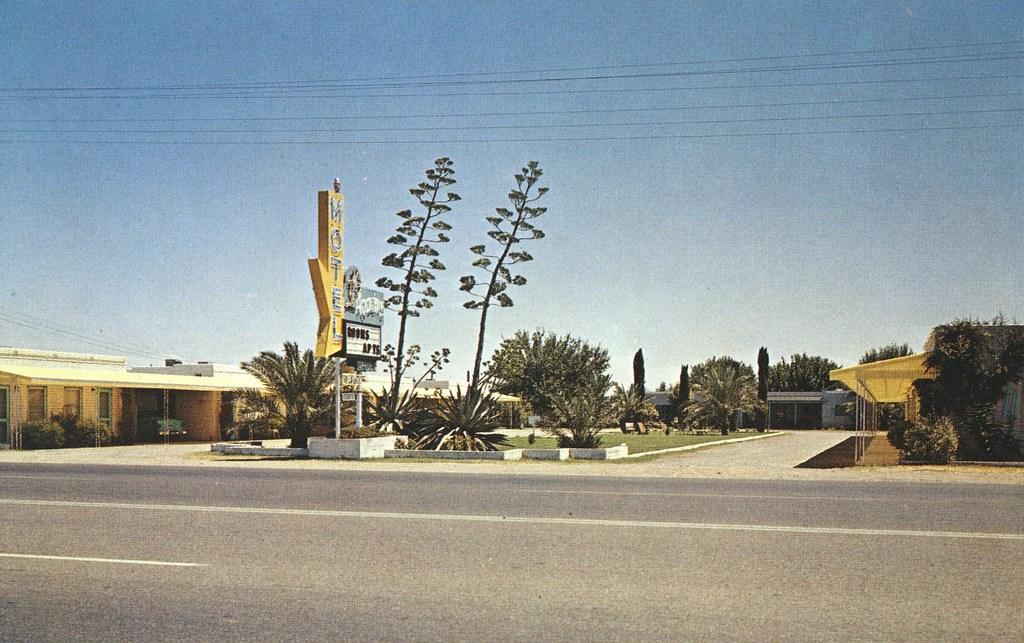 Apache Motel - Mesa, Arizona