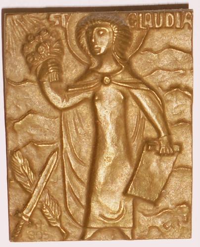 Heilige Claudia