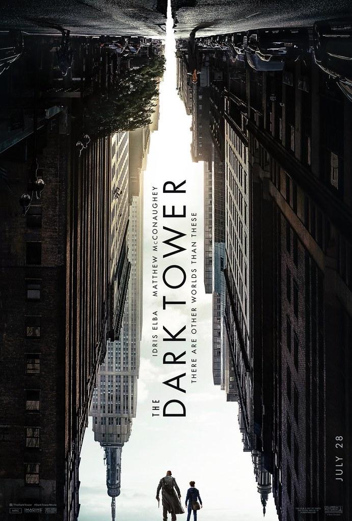 映画「ダーク・タワー」のポスター