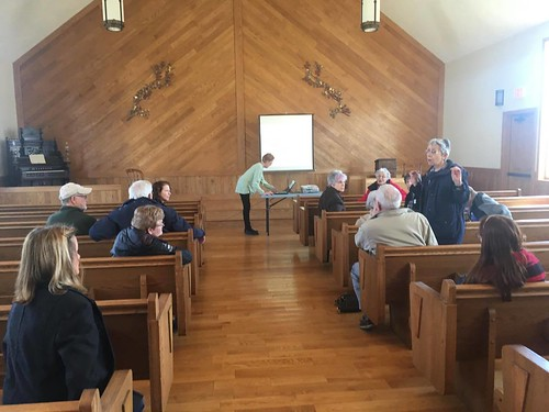 Meridian Historical Village Holds Spring Docent Meeting and Luncheon