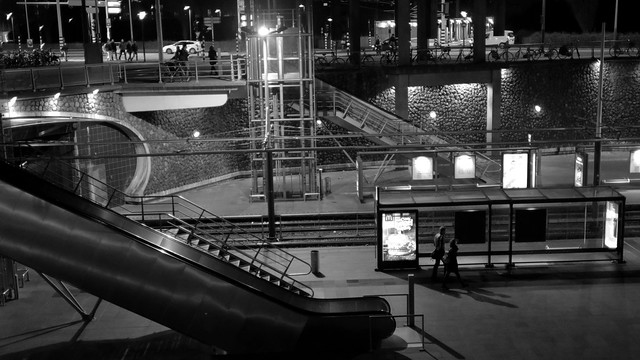 Rietlandpark station, Amsterdam