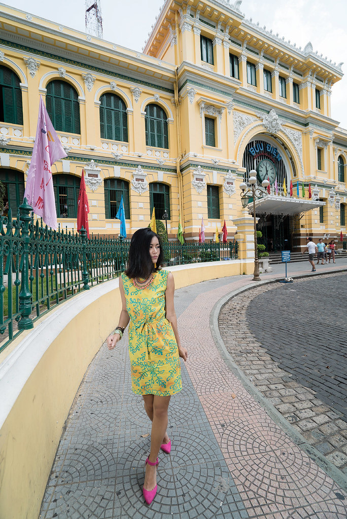 Postcard From Ho Chi Minh City