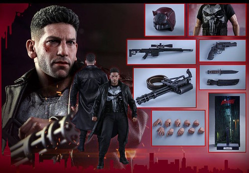 Punisher 1/6 by Hot Toys